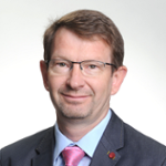 Hennie Heymans (Chief Executive Officer, SSA at DHL Express)