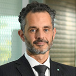 Joris Dierckx (regional head for SEA and CEO of Singapore at BNP Paribas Singapore Branch)