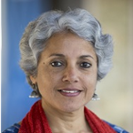Dr Soumya Swaminathan (Chief Scientist at World Health Organisation)