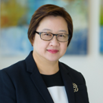 Julie Tay (Senior VP and Managing Director, Asia Pacific of Align Technology)
