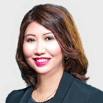 Angelia Chin-Sharpe (CEO of BNP Paribas Asset Management Malaysia)