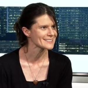 Agathe Demarais (Global Forecasting Director of The Economist Intelligence Unit)