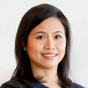 Janet Pau (Director, Hong Kong of The Economist Corporate Network)