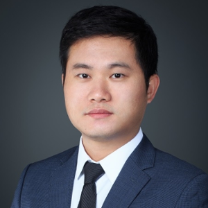 Dr. Guoxiong Zhang (Network Director in Shanghai of The Economist Corporate Network)